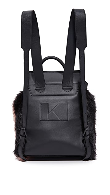 KENDALL + KYLIE Patchwork Nancy Backpack