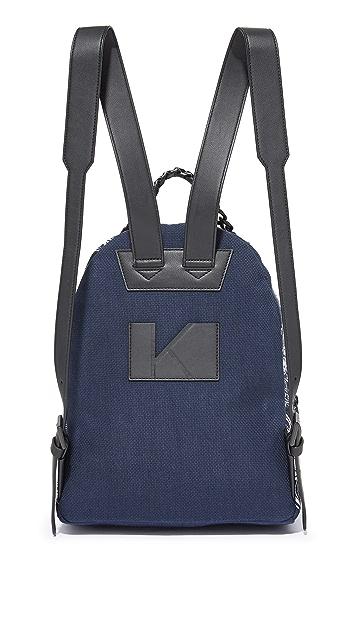 KENDALL + KYLIE Sloane Bandana Backpack