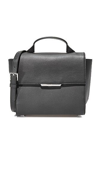 KENDALL + KYLIE Mackenzie Top Handle Bag - Black