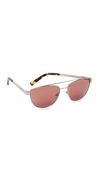 KENDALL + KYLIE Солнцезащитные очки-авиаторы Lexi