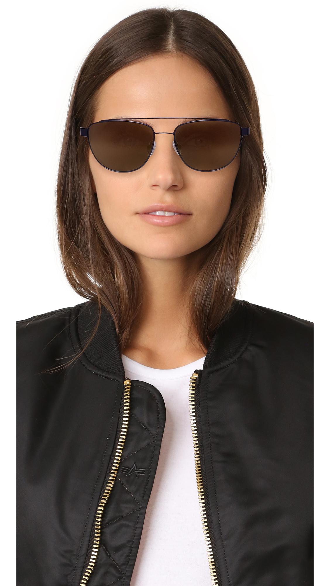 3e08858072d KENDALL + KYLIE Lexi Aviator Sunglasses
