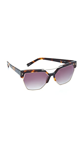 KENDALL + KYLIE Melrose Sunglasses