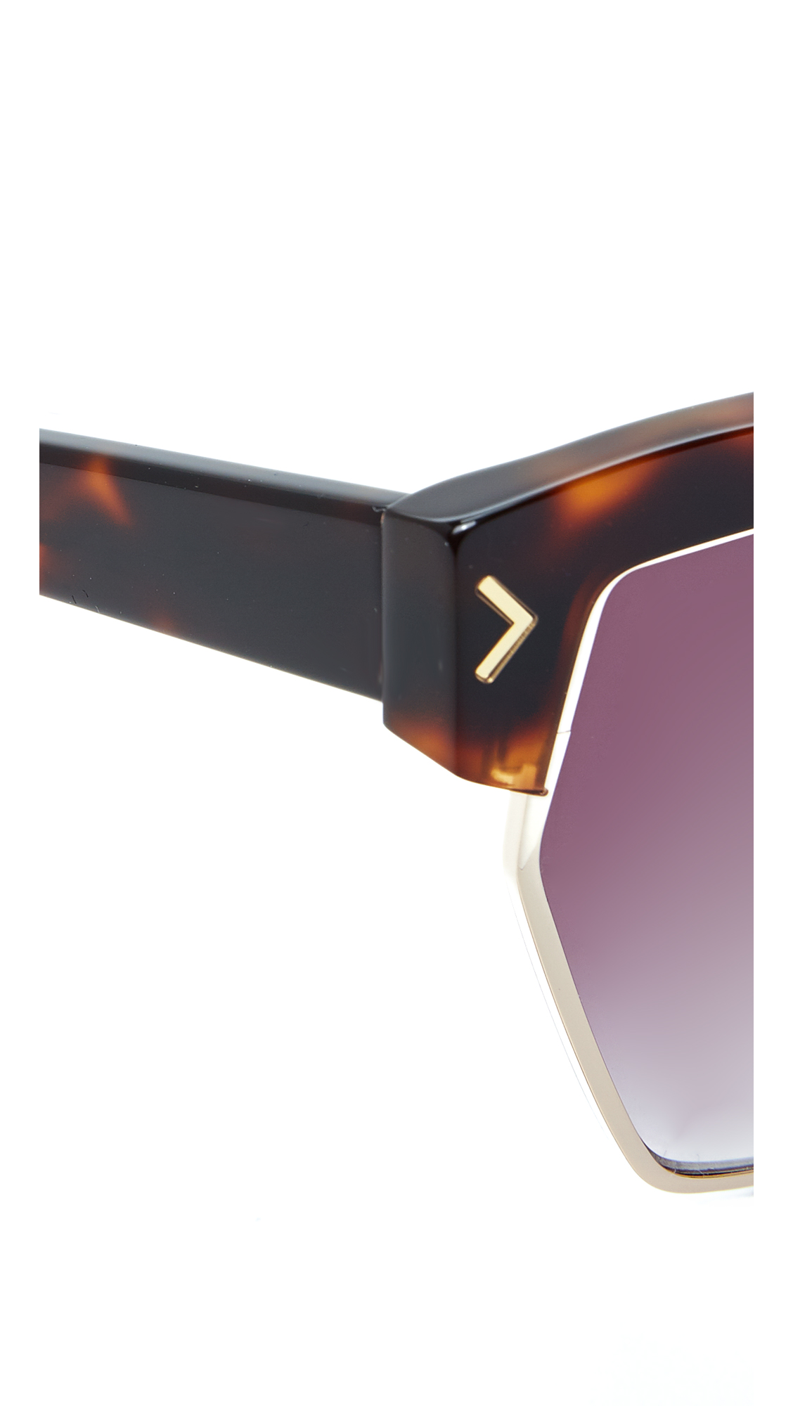 bb5f31e3b48 KENDALL + KYLIE Melrose Sunglasses