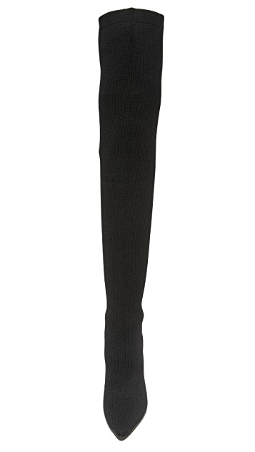 KENDALL + KYLIE Anabel II Thigh High Stretch Boots