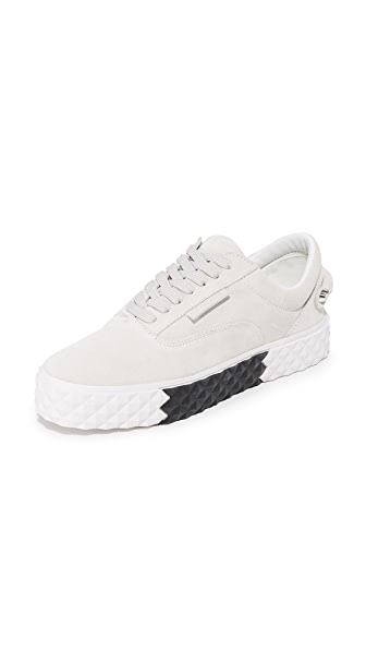 KENDALL + KYLIE Reign Sneakers In White