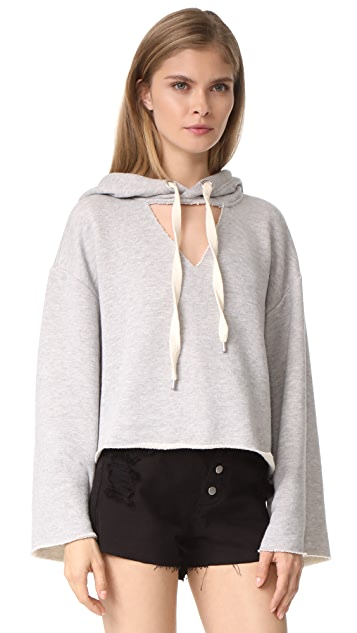 KENDALL + KYLIE Hooded Sweatshirt