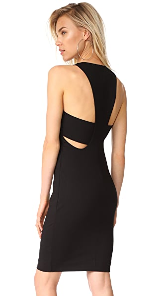 KENDALL + KYLIE Cutout Dress - Black