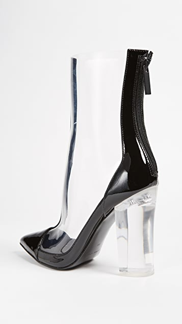 KENDALL + KYLIE Haven Clear Booties