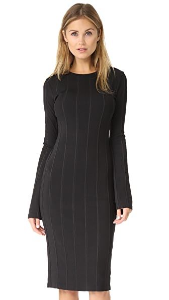KENDALL + KYLIE Long Sleeve Dress
