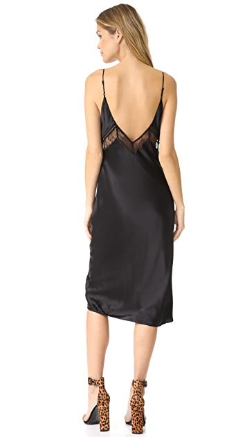 KENDALL + KYLIE Lace Slip Dress