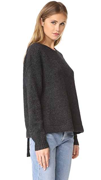 KENDALL + KYLIE Tie Back Pullover