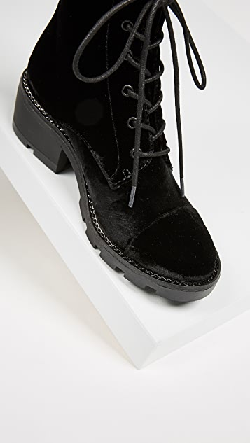 KENDALL + KYLIE Park Lace Up Booties