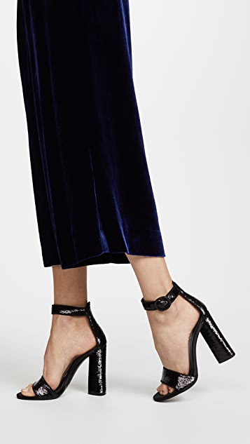 KENDALL + KYLIE Giselle Ankle Strap Sandals
