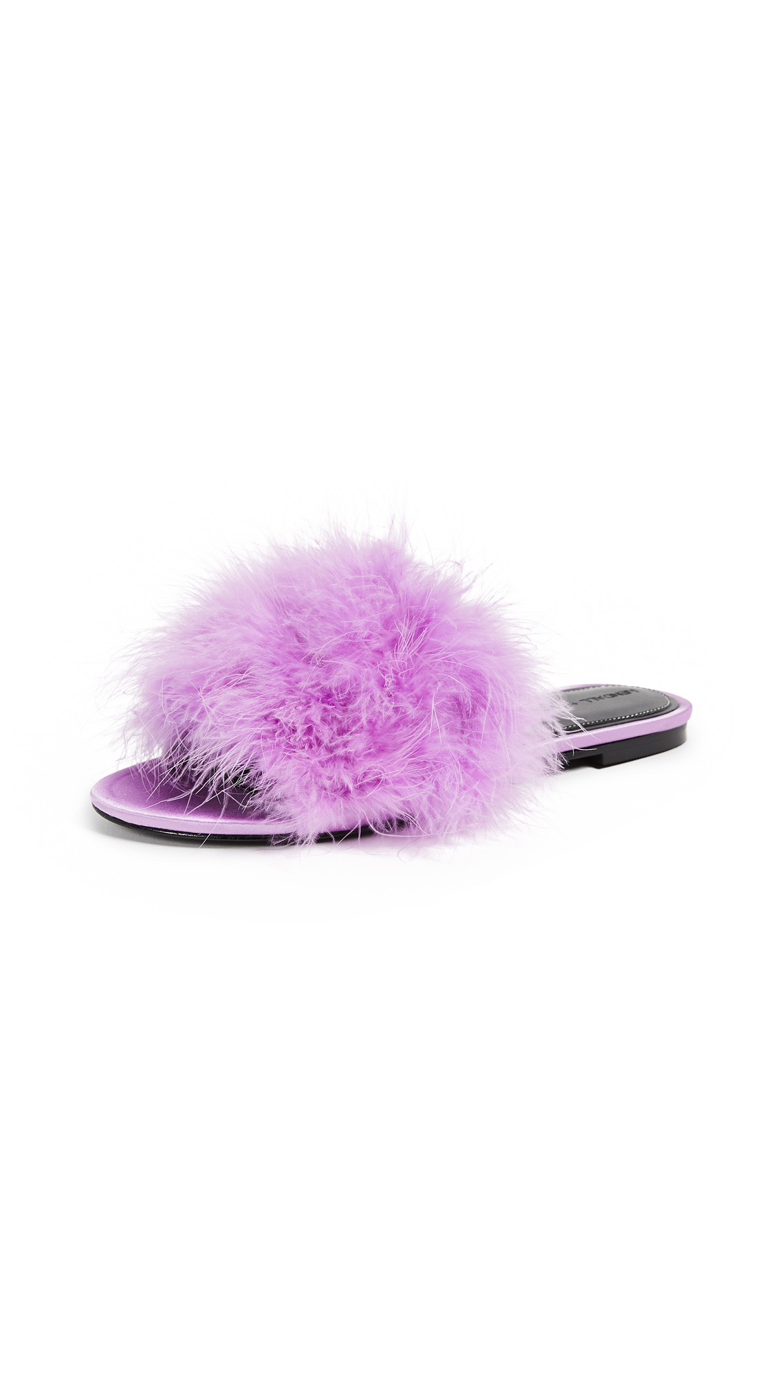 KENDALL + KYLIE Chloe2 Flat Slides - Light Purple