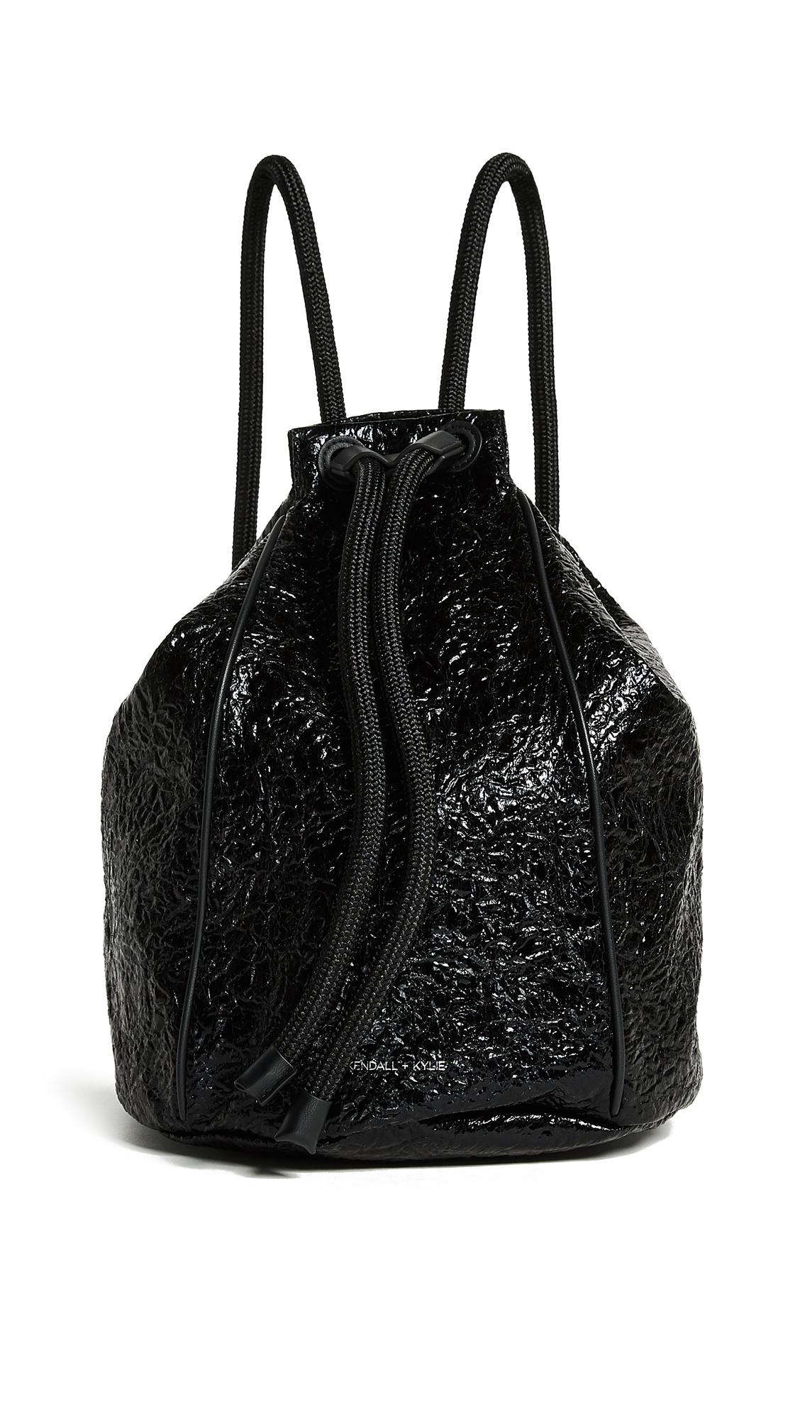 KENDALL + KYLIE Meadow Convertible Backpack - Black