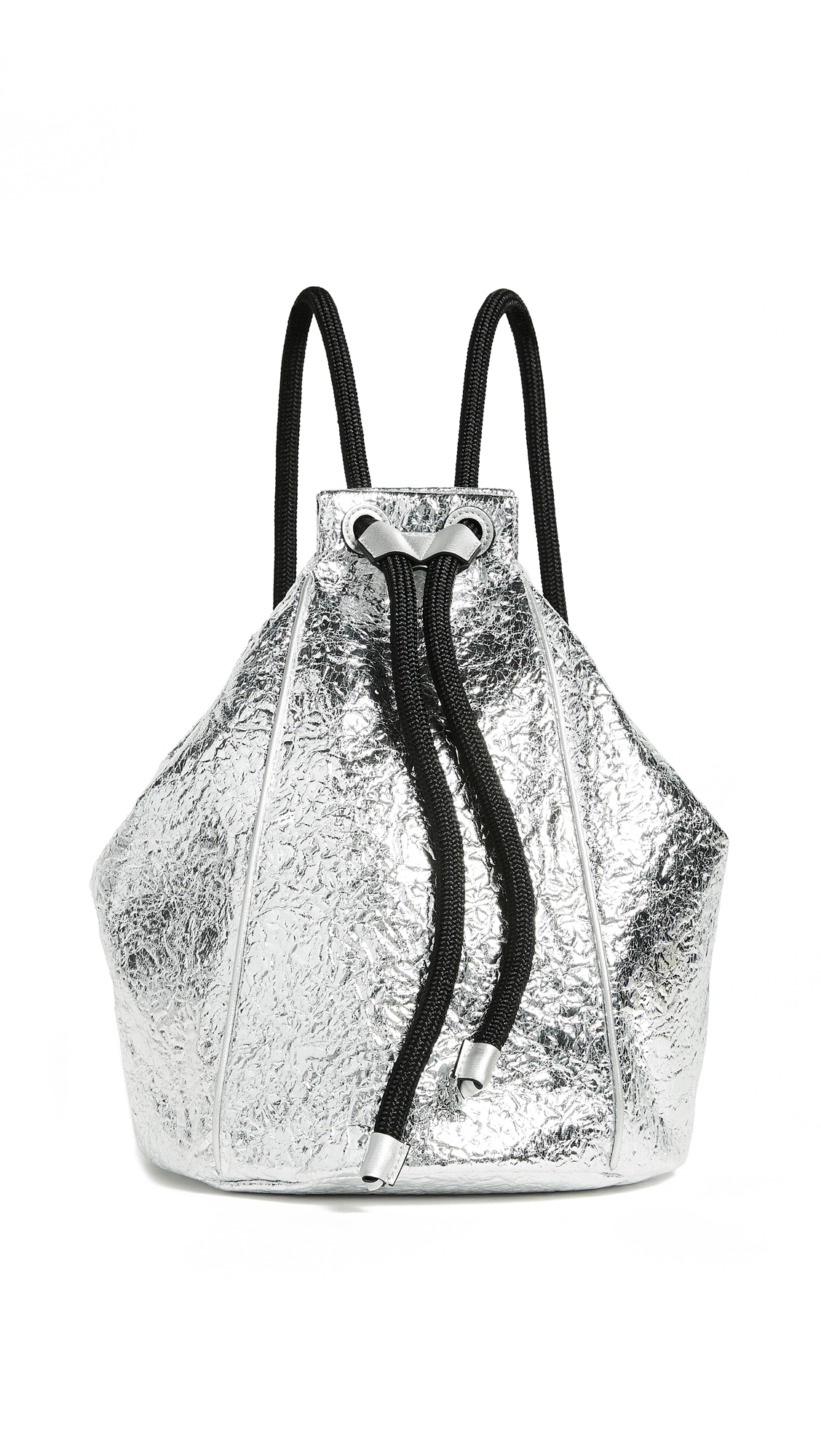 KENDALL + KYLIE Meadow Convertible Backpack - Silver