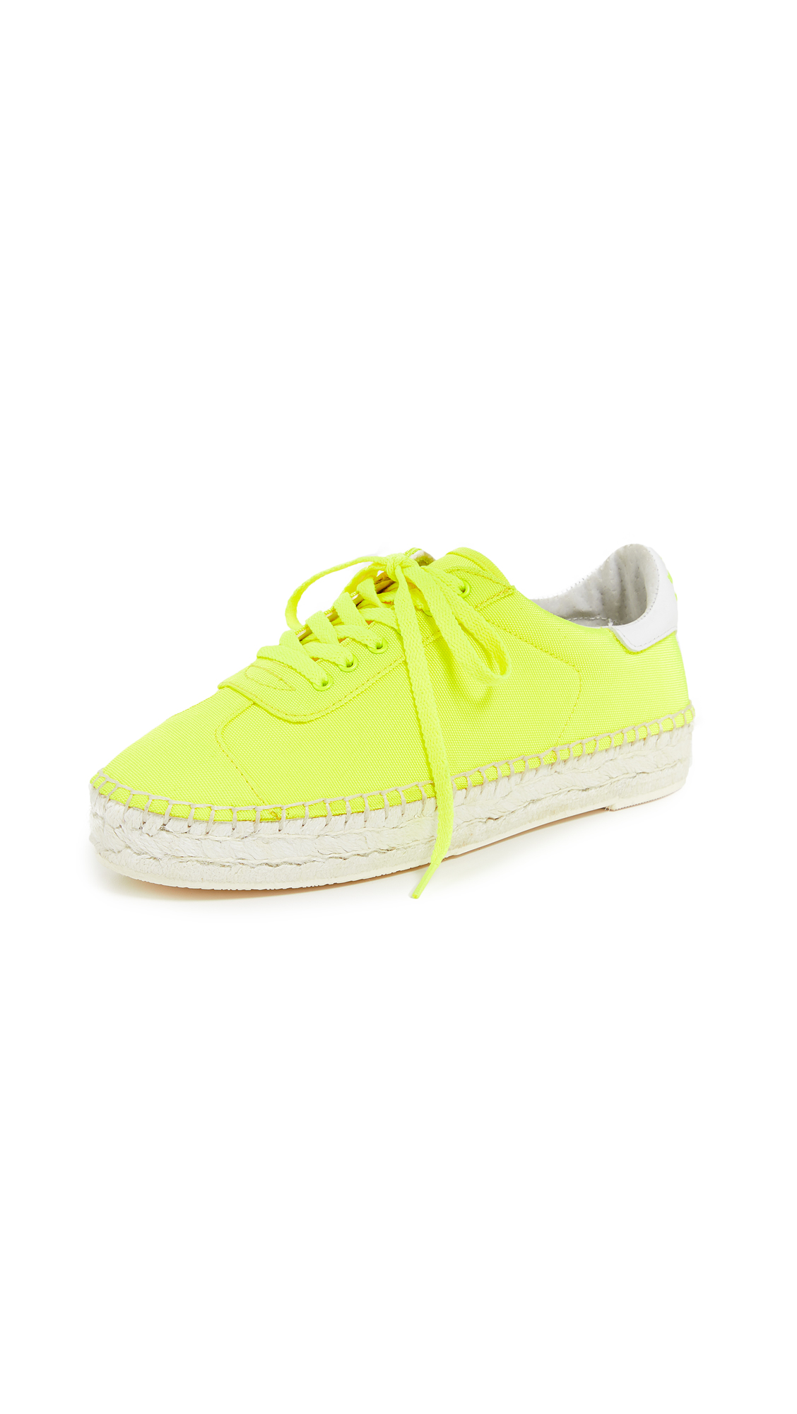 KENDALL + KYLIE James Espadrille Sneakers - Yellow