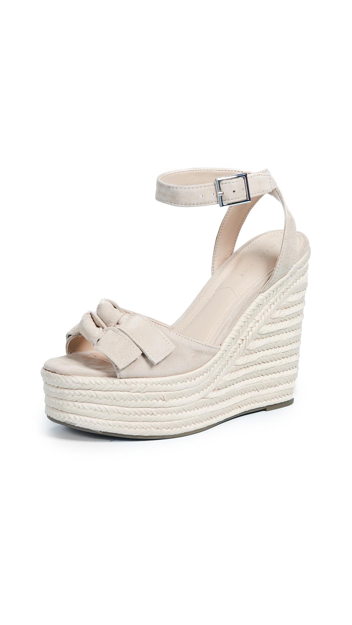 KENDALL + KYLIE Gwen Wedge Espadrille Sandals