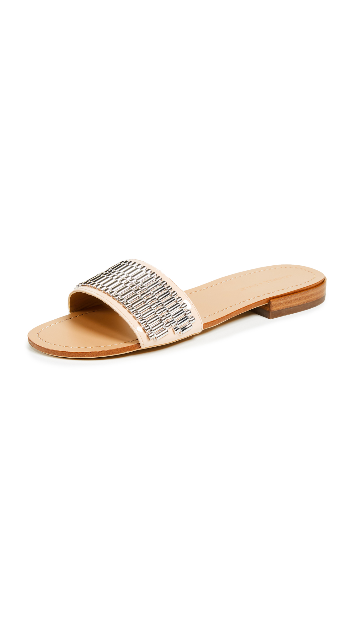KENDALL + KYLIE Kennedy Slides - Nude