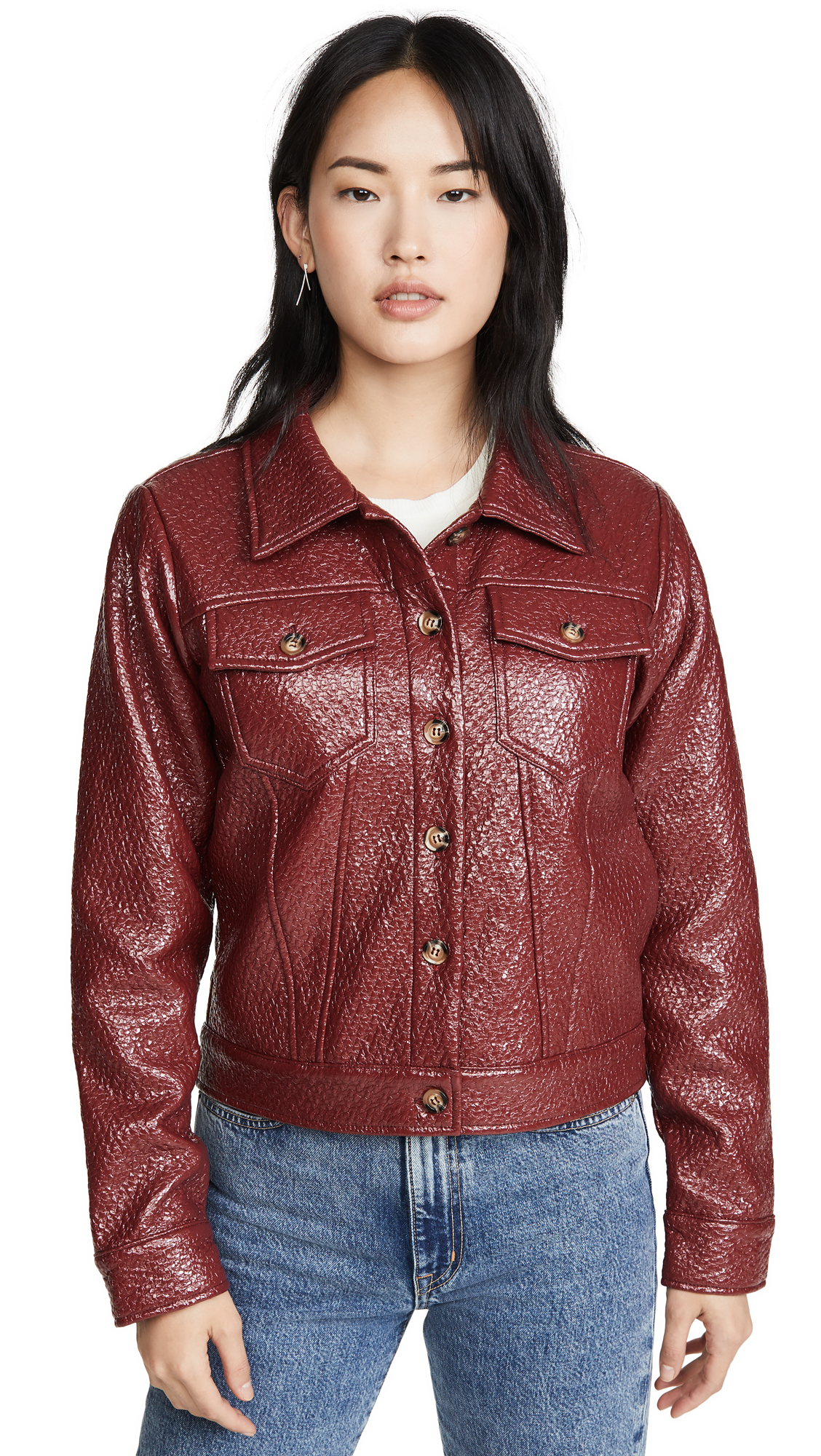 Buy KENDALL + KYLIE online - photo of KENDALL + KYLIE Bianca Jacket
