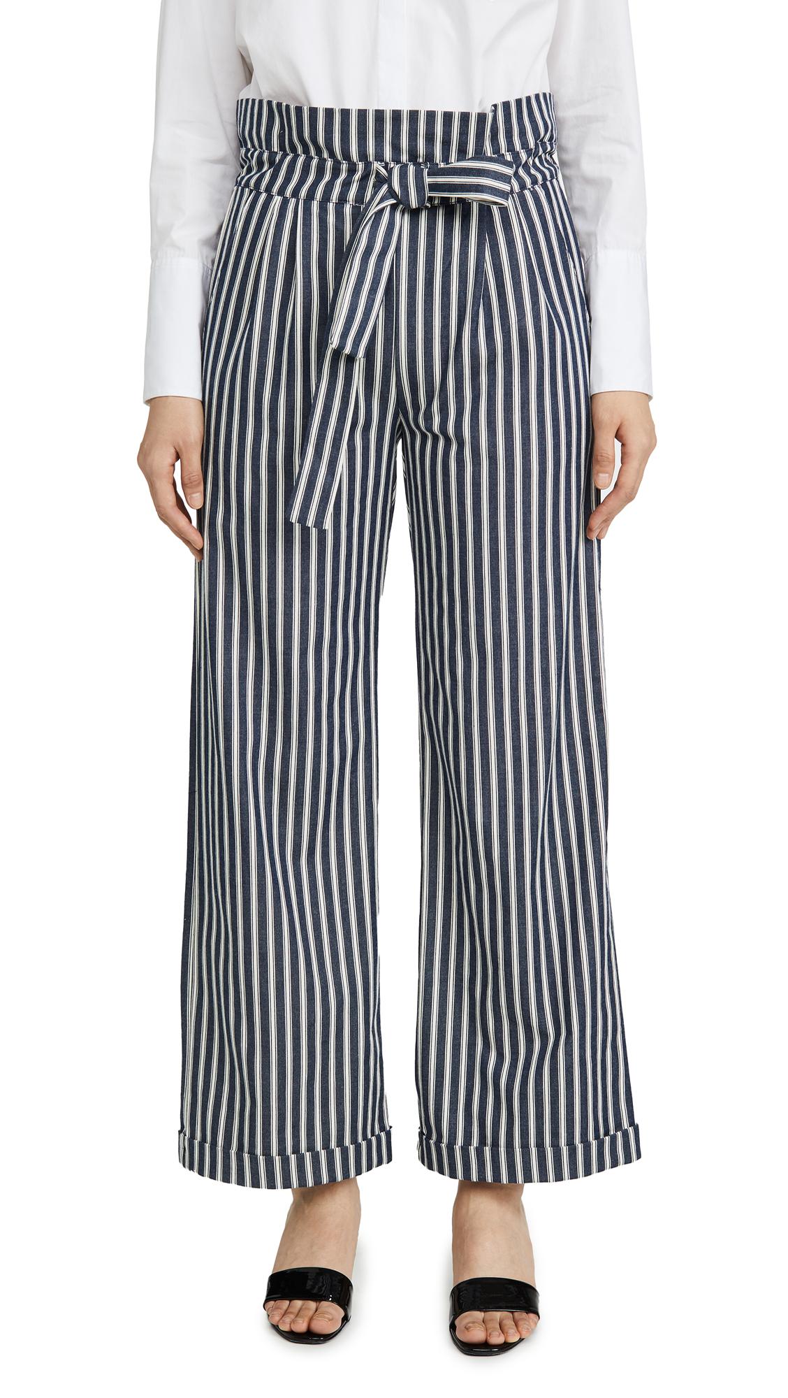 Buy KENDALL + KYLIE online - photo of KENDALL + KYLIE Elastic Waist Pants
