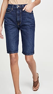 Khaite Mitch 短裤
