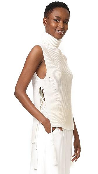 Kobi Halperin Coralie Sweater - Ivory