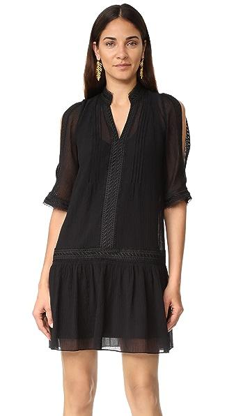 Kobi Halperin Justina Dress - Black