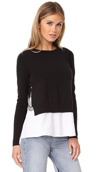 Kobi Halperin Adela Sweater - Black