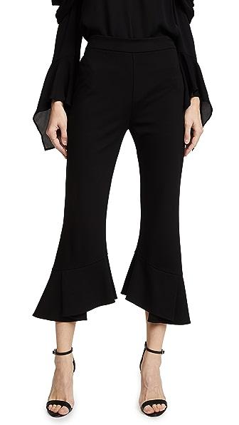 Kobi Halperin Alba Pants In Black