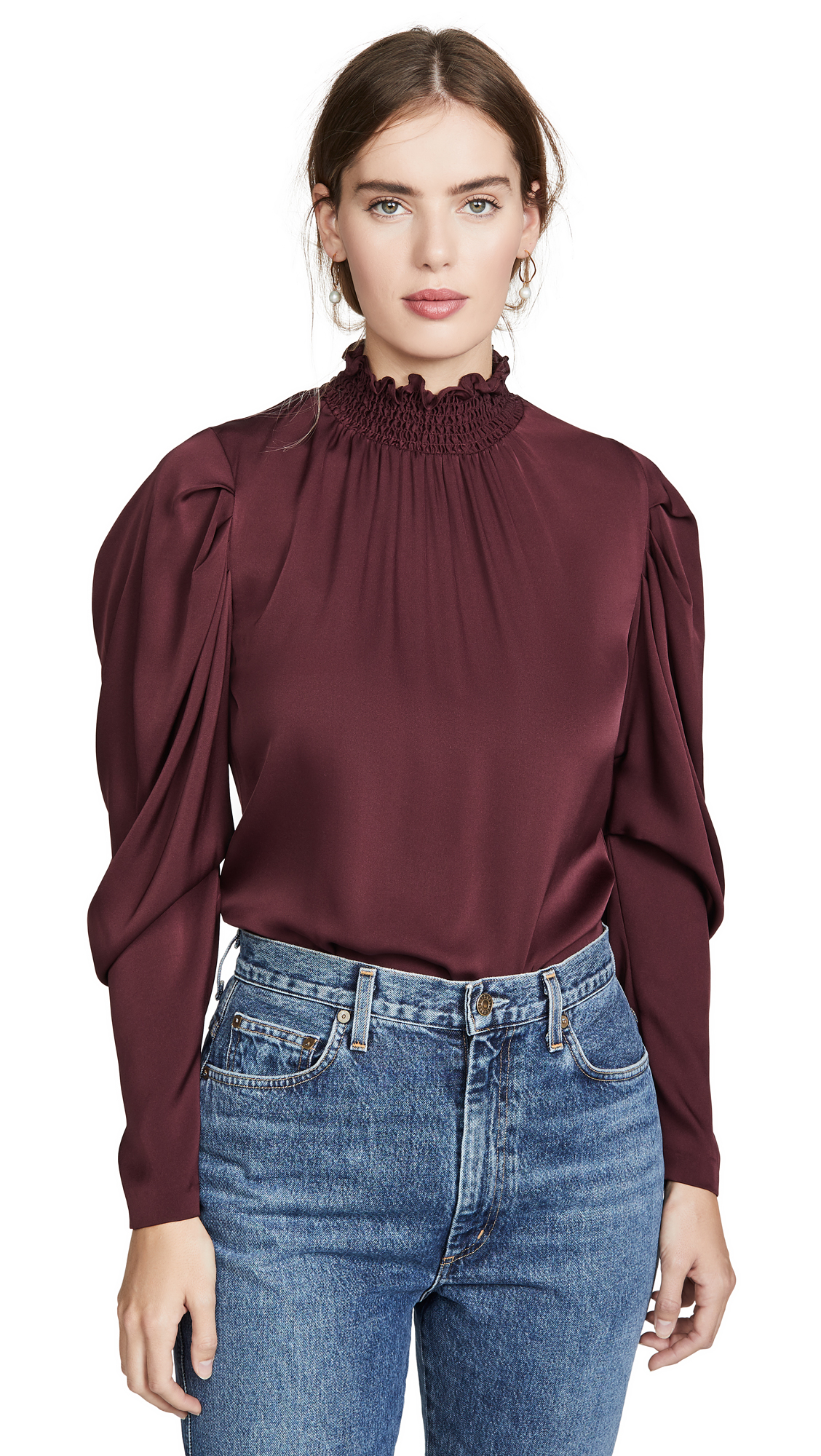 Buy Kobi Halperin online - photo of Kobi Halperin Anderson Blouse
