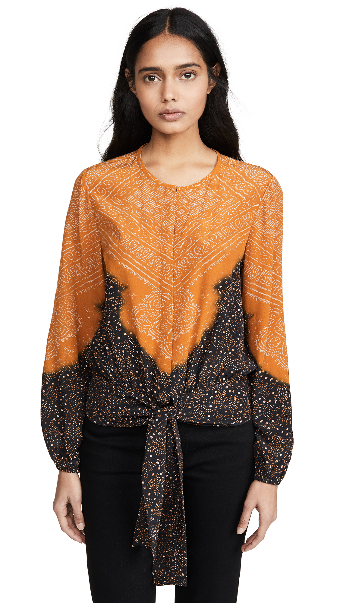 Kobi Halperin Alyssa Blouse – 50% Off Sale