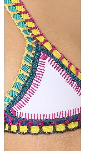 Kiini Yaz Bikini Top