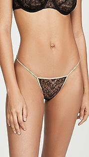 Kiki De Montparnasse 整版蕾丝丁字裤