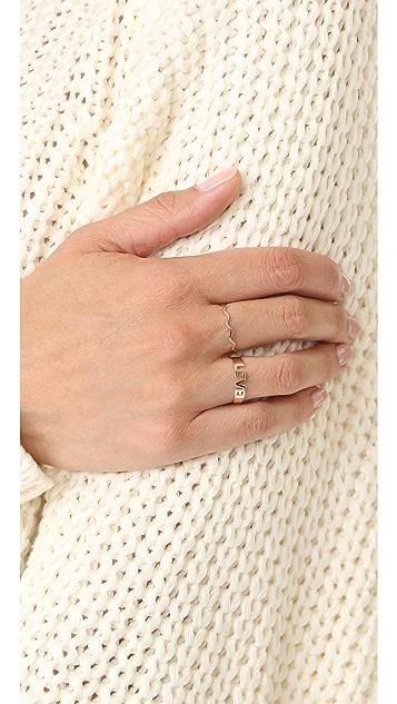 Kismet by Milka Love Ring