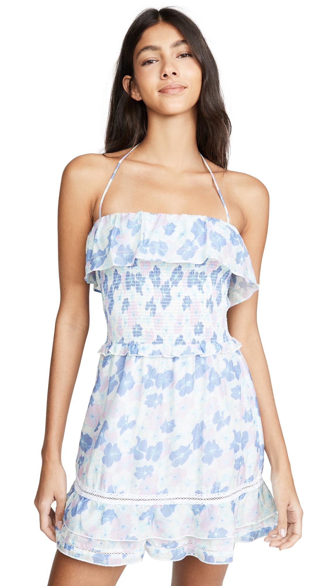 Buy kisuii online - photo of kisuii Cosima Smocked Dress