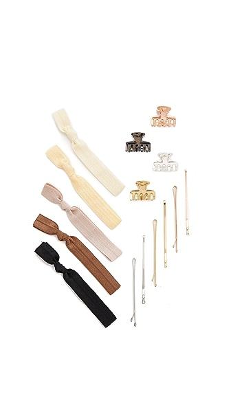 Kitsch SHOPBOP x Kitsch Hair Tie Kit - Neutral Multi