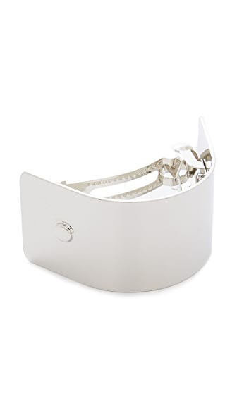 Kitsch Pony Holder Clip - Silver