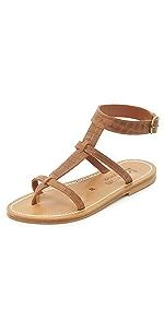 Artimon Gladiator Sandals                K. Jacques
