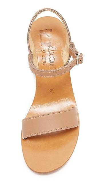 K. Jacques Alegria City Sandals