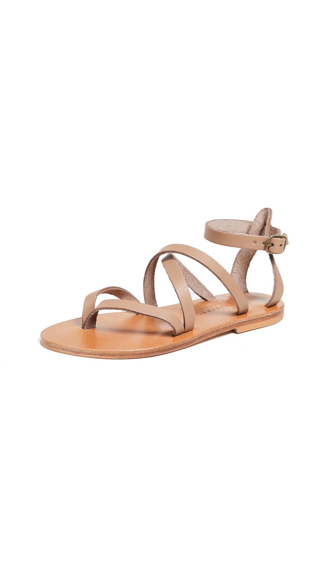 Buy K. Jacques Fusain Sandals online, shop K. Jacques