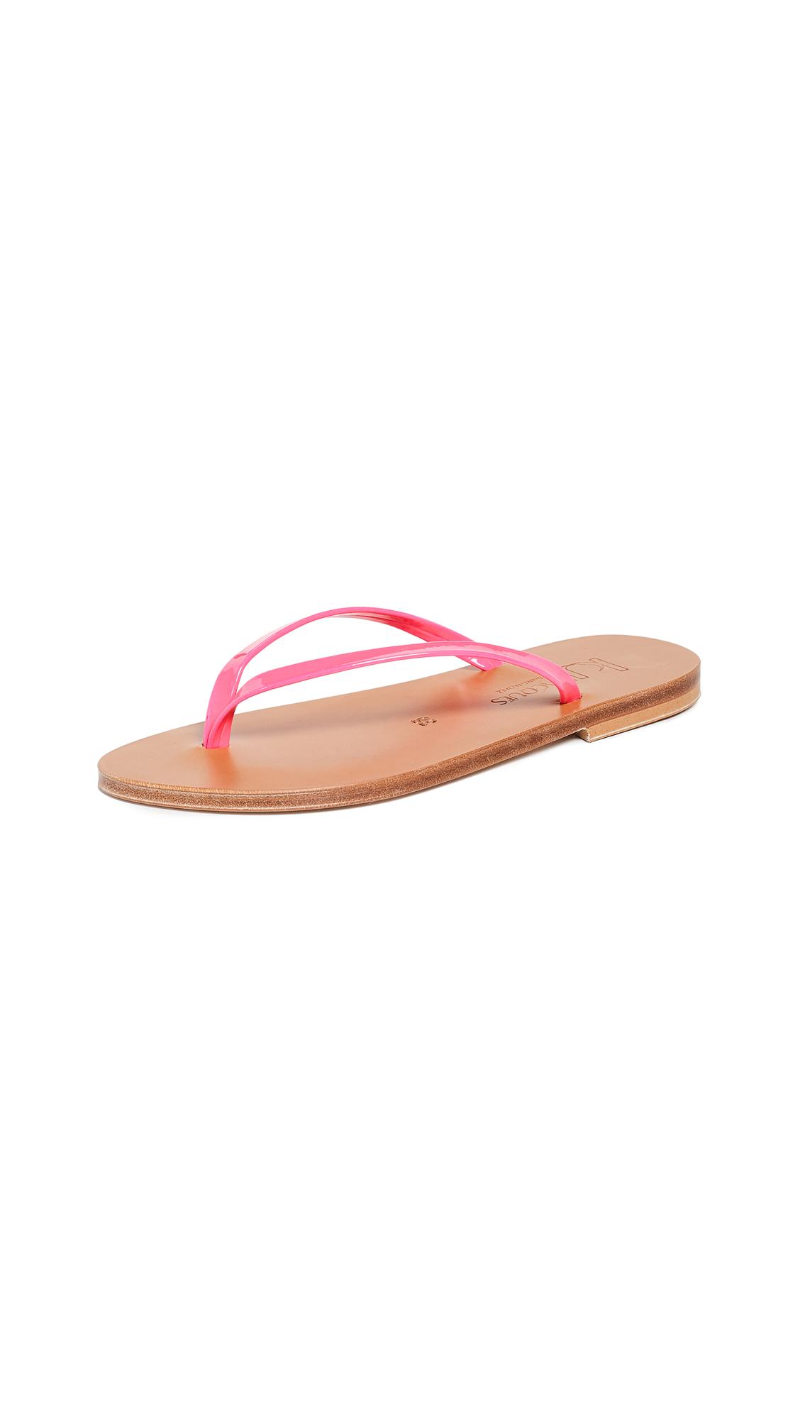 K. Jacques Venise Flip Flops