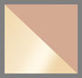 Платиновая ткань ламе