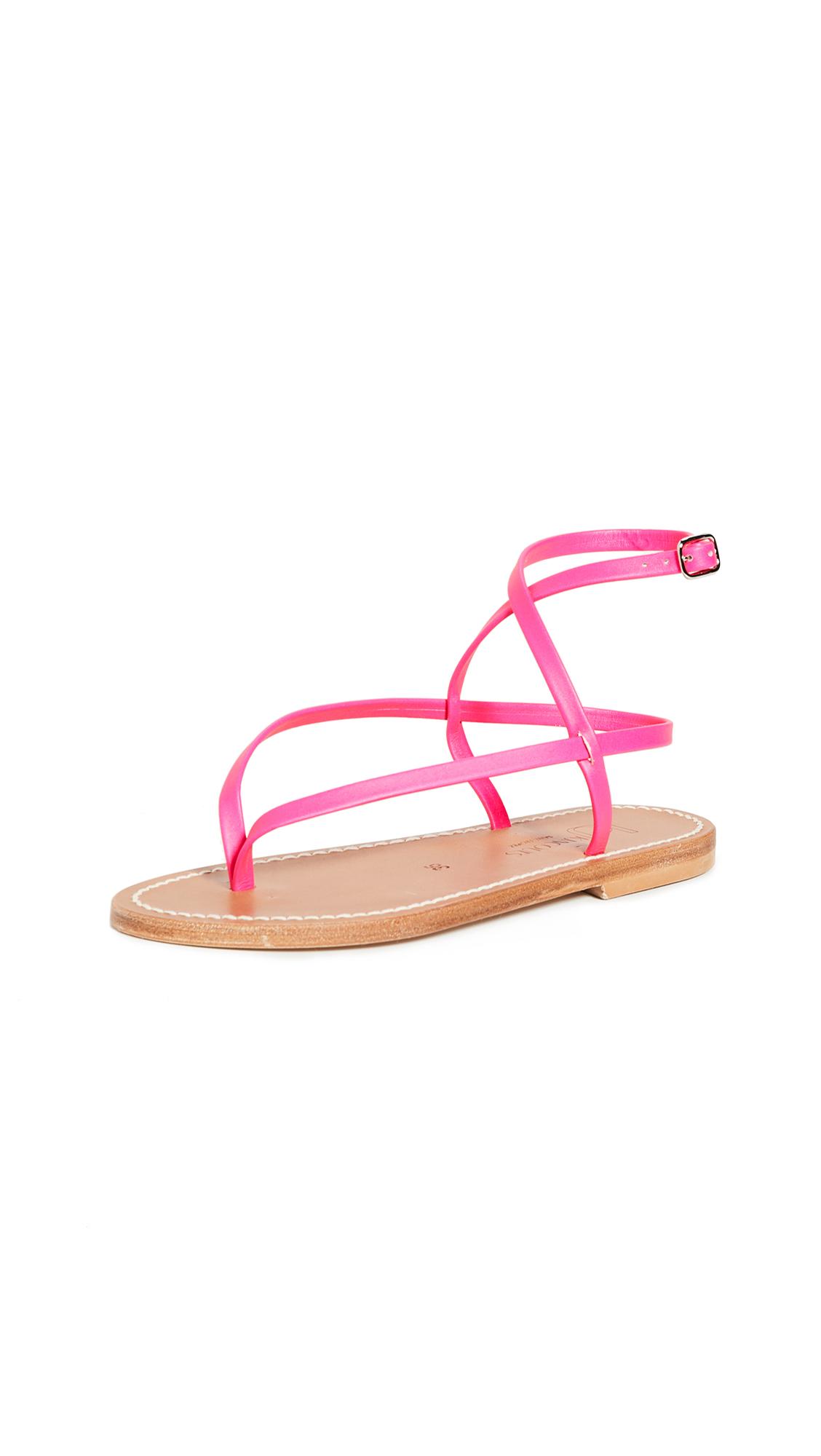 Buy K. Jacques online - photo of K. Jacques Delta Thong Sandals