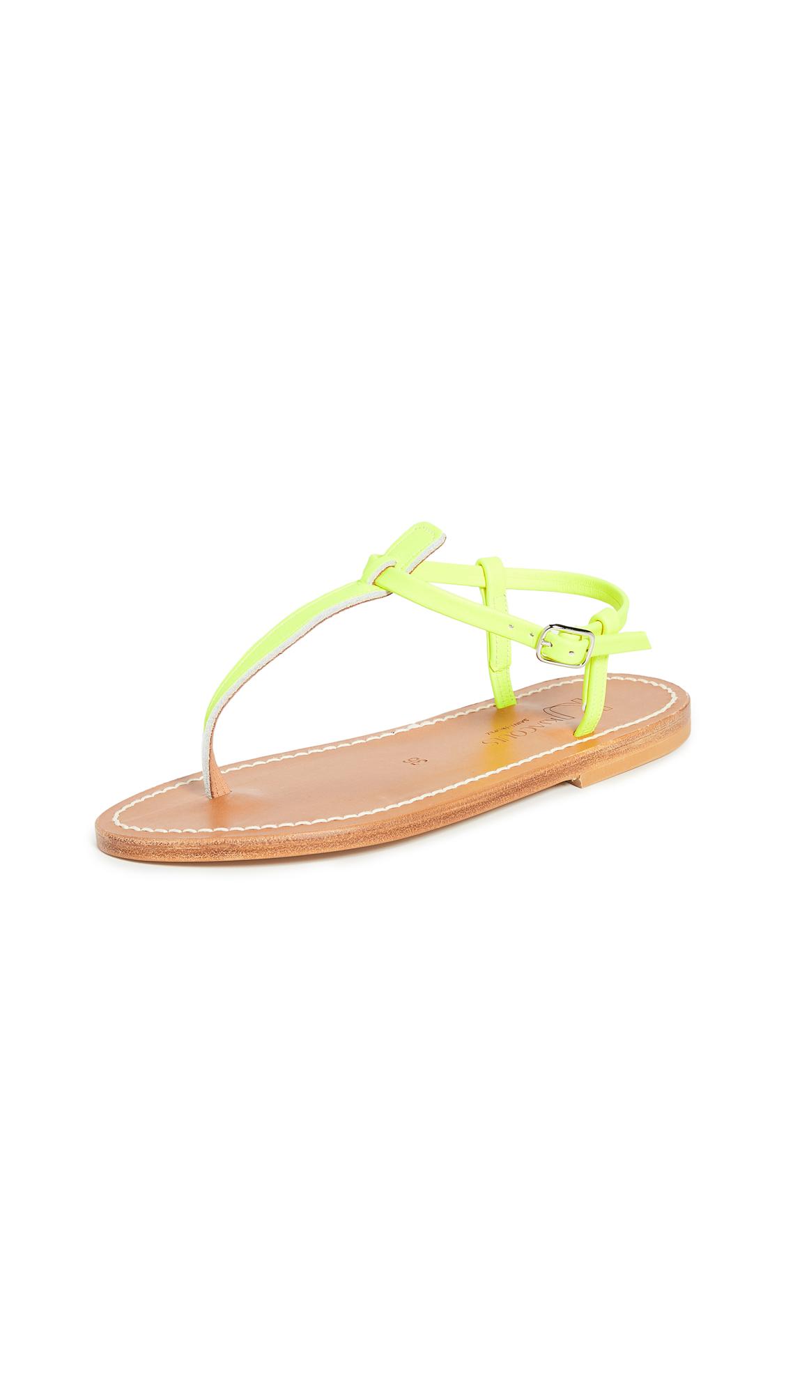 Buy K. Jacques online - photo of K. Jacques Picon Sandals