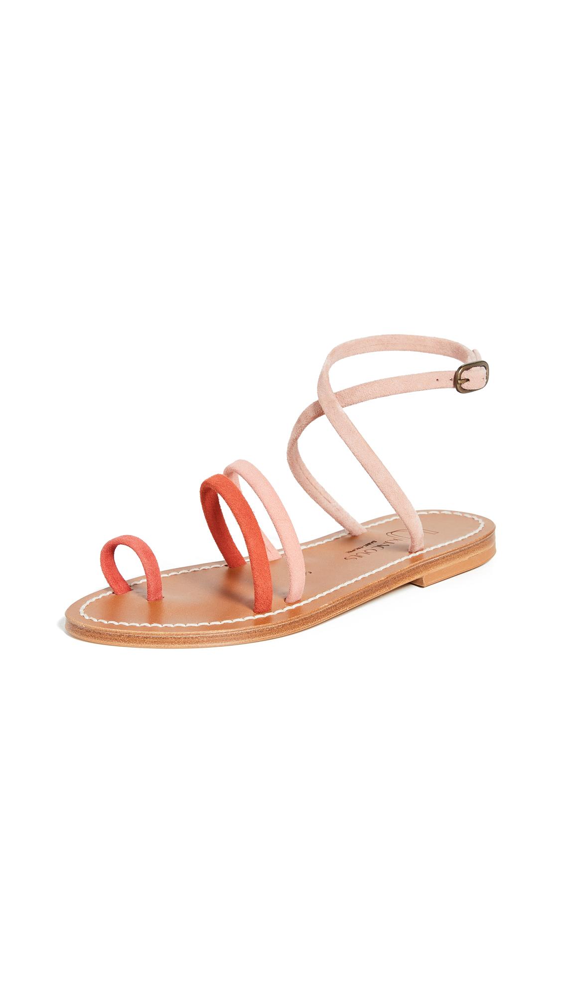 Buy K. Jacques Asgard Toe Ring Sandals online, shop K. Jacques