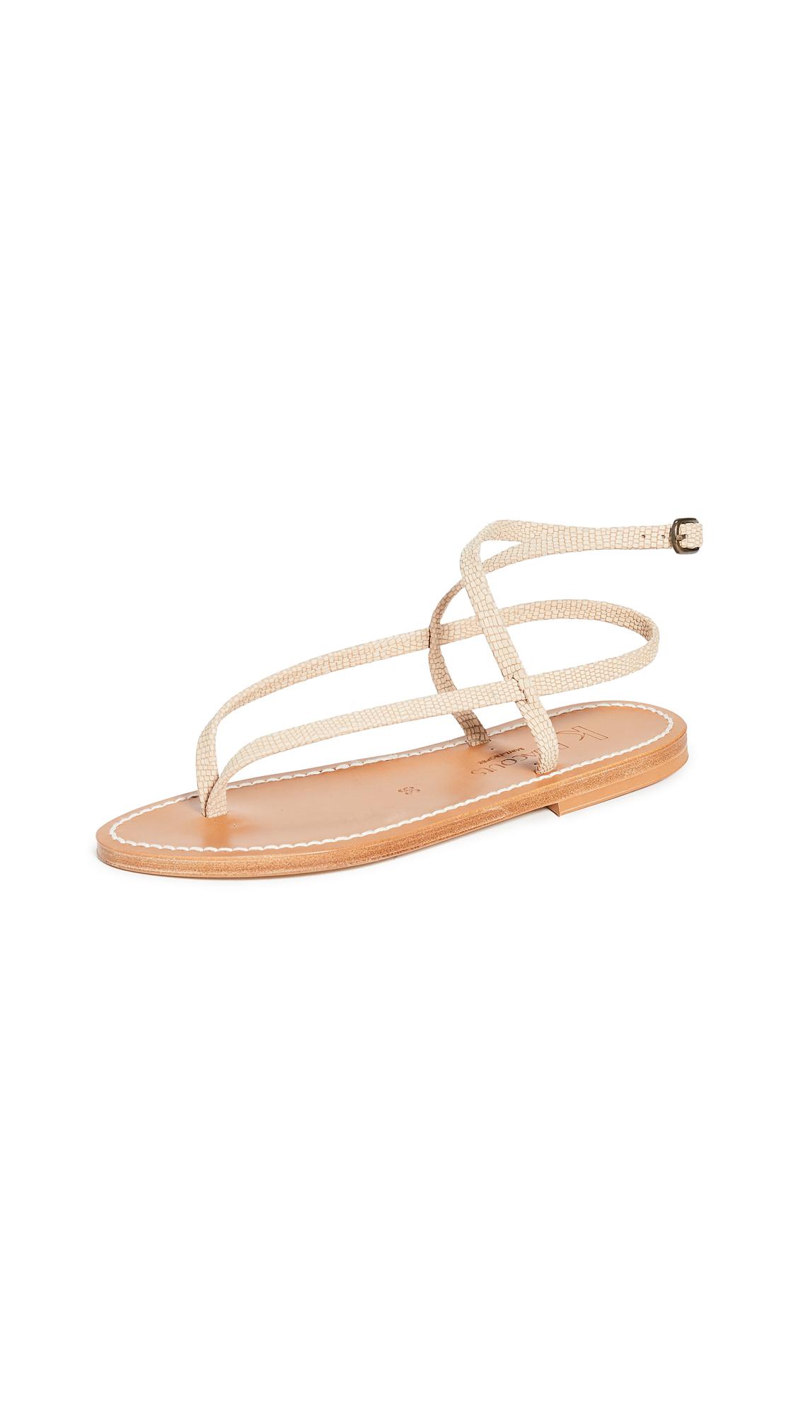 Buy K. Jacques Delta Sandals online, shop K. Jacques