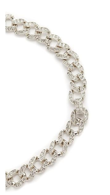 Kenneth Jay Lane Link Necklace