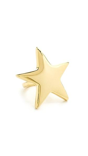 Kenneth Jay Lane Star Ring