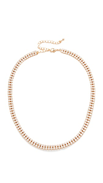 Kenneth Jay Lane Collar Necklace - Metal